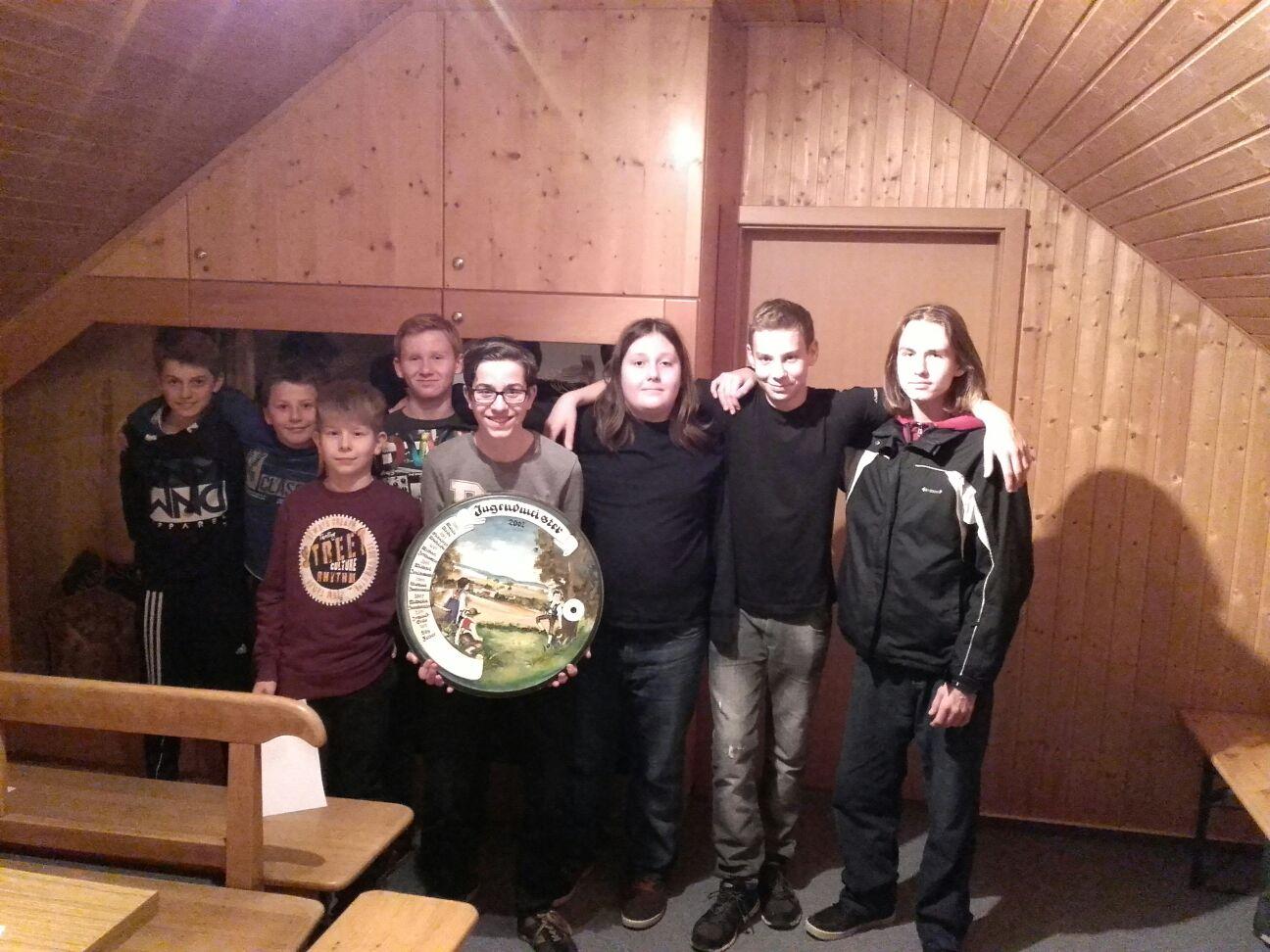 Jugendmeister 2015